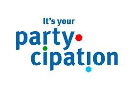 Logo Party Cipation