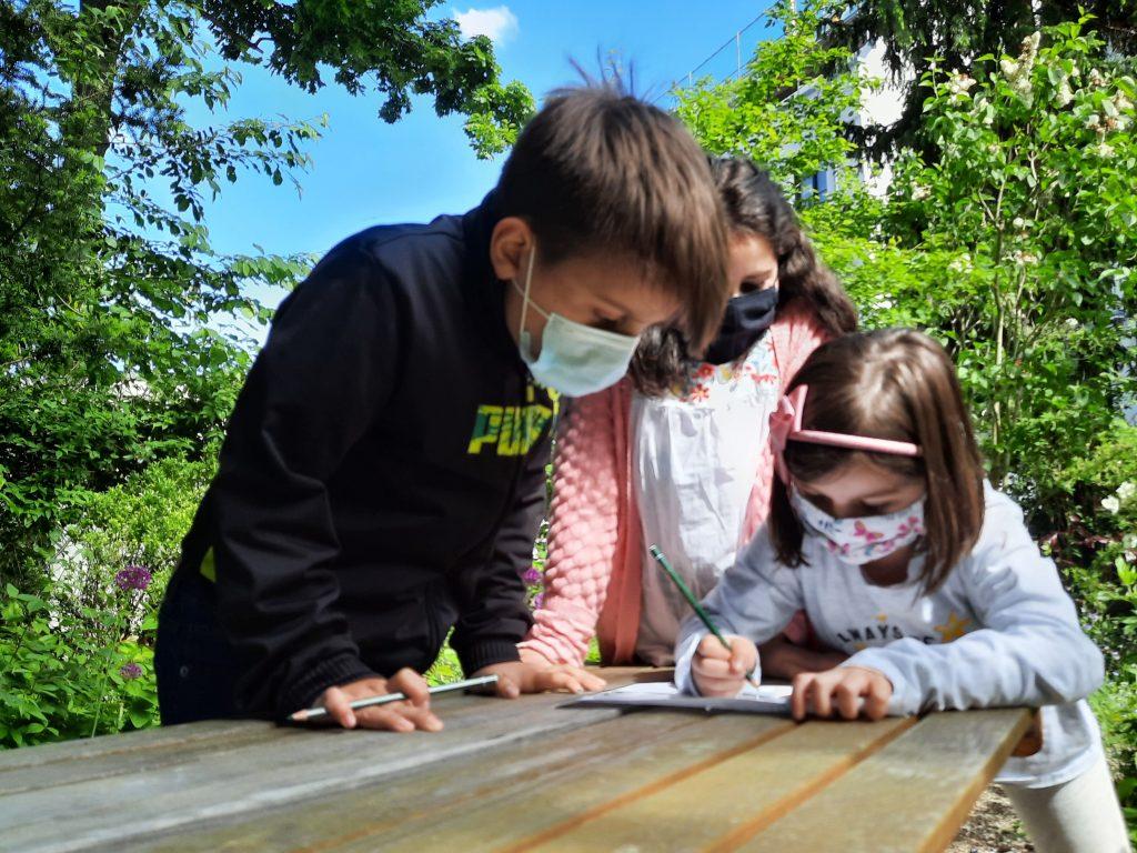 lernen im KRASS Garten